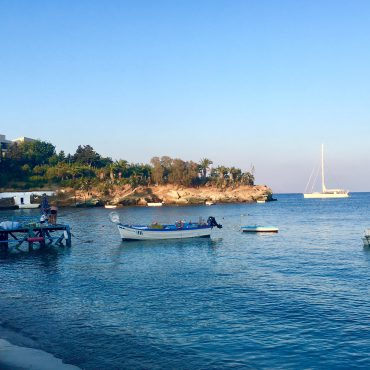 The Sound of the Sea and Nothing Else: A Visit to Agia Pelagia